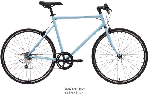 Tokyobike Sport 9s Matte Light Blue Bike White Bike Light