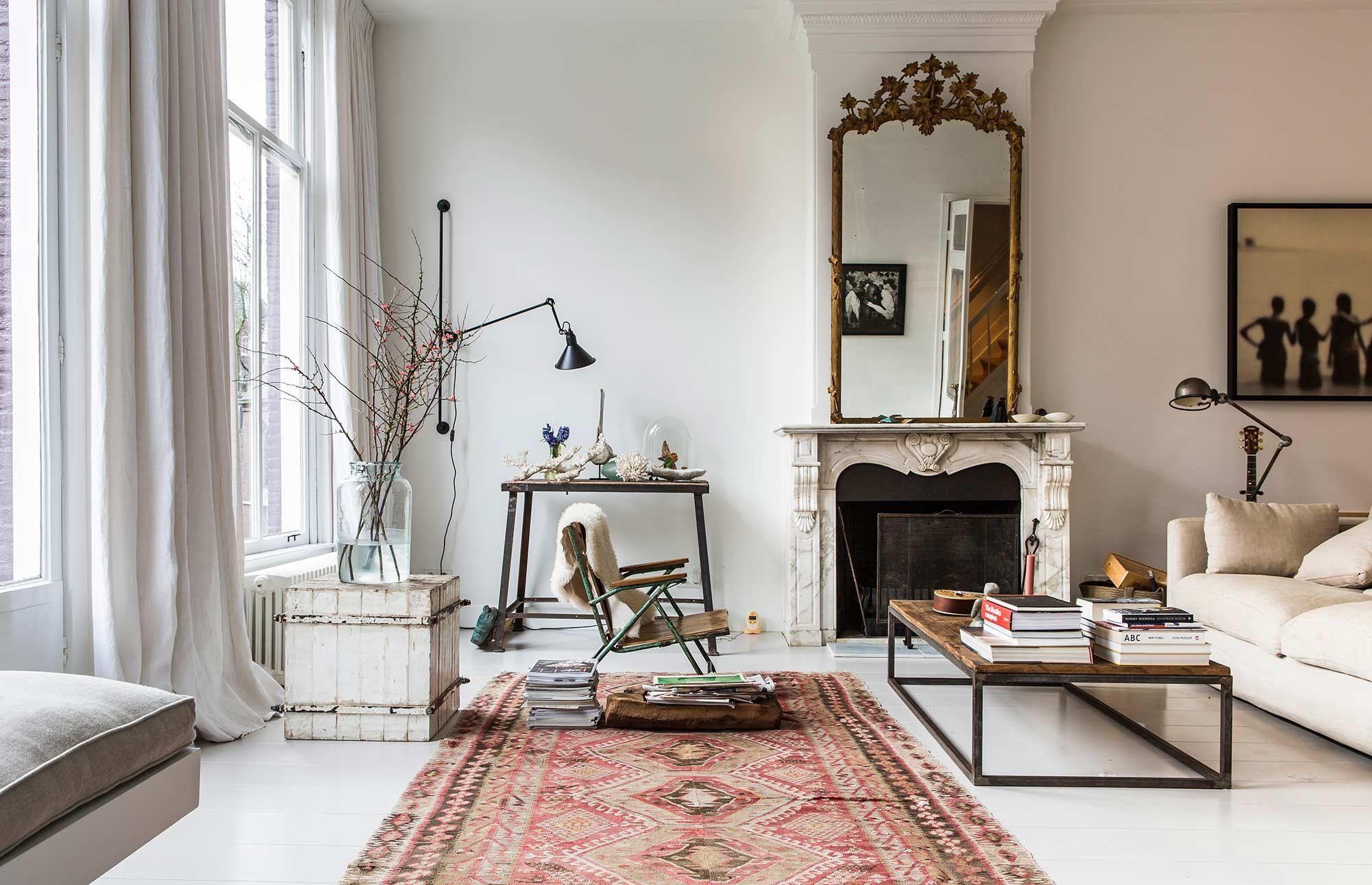 Modern Interieur Herenhuis : Herenhuis in amsterdam uit vtwonen dream house decor