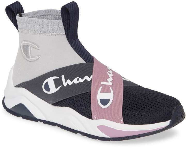 Champion Rally Crossover High Top Sock