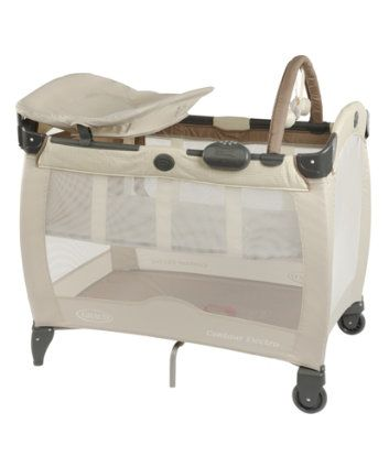 graco contour electra travel cot bertie and fern baby. Black Bedroom Furniture Sets. Home Design Ideas