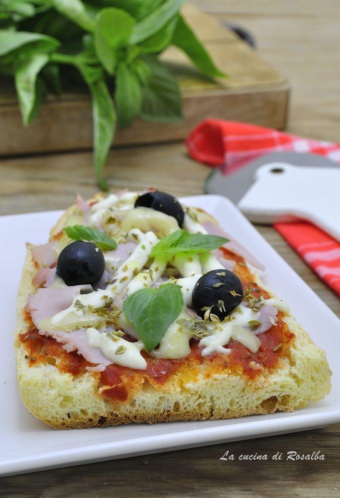 Pizza Di Pane Raffermo Bread Pinterest Cucine E Ricette