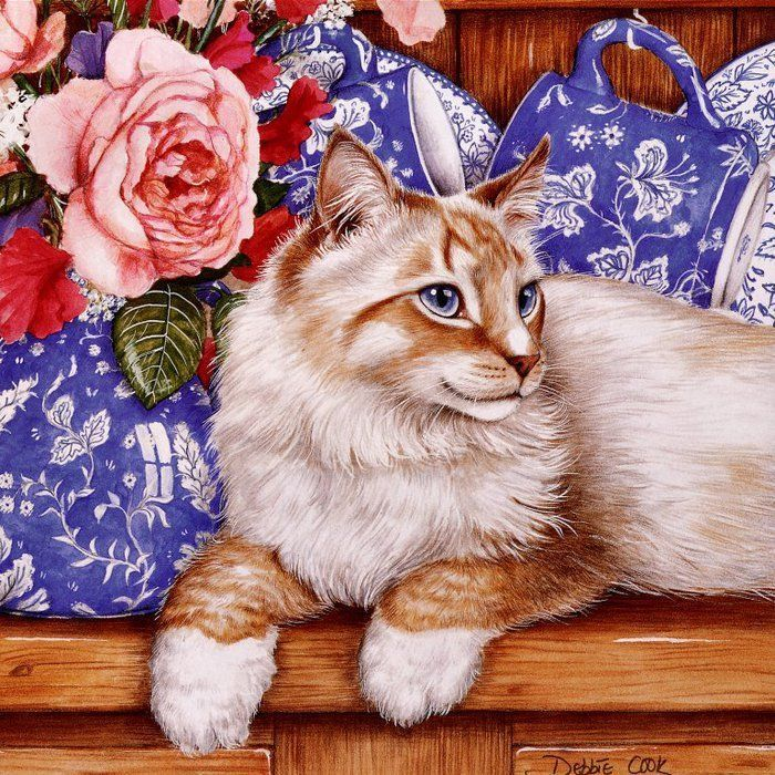 Cats Series 2016047 DIY PDF Digital Counted Cross Stitch Premium Pattern #XstitchStudio