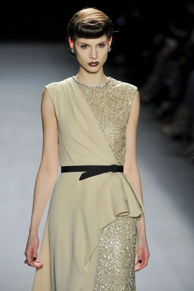 Jenny Packham at New York Fashion Week Fall 2012 - Runway Photos