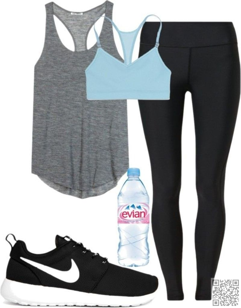 55a8e42f4608 2.  Evian Blue - Don t Know What to Wear for Your Workout  25 ...