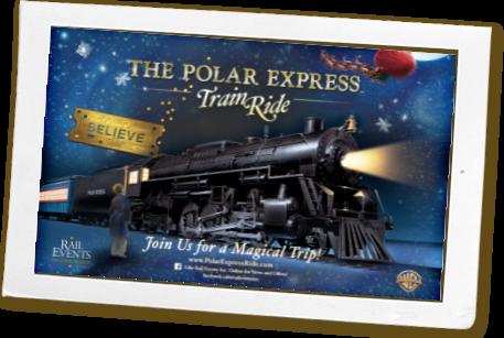 Great Smoky Mountain Railroad Polar Express Train Polar Express Train Ride Train Rides For Kids