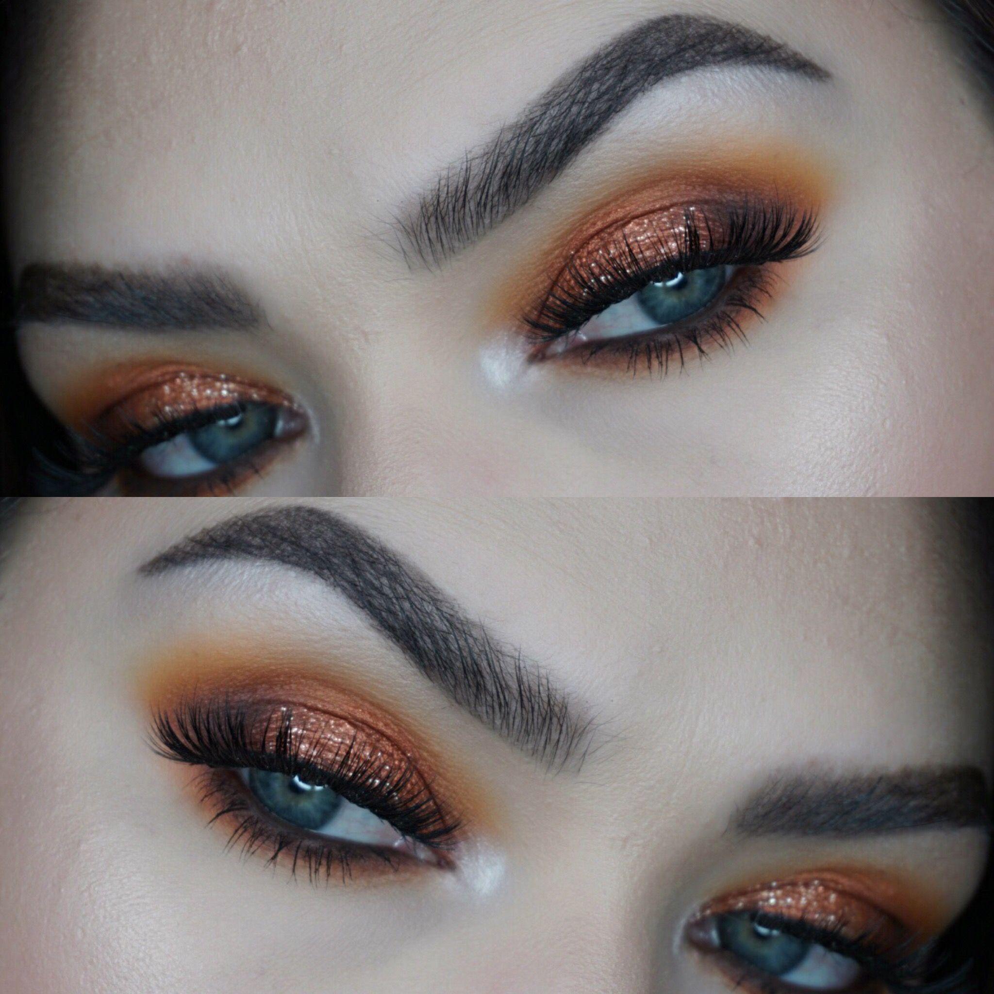 Fire Sparkle Makeup Tutorial Makeup Geek Güzellik