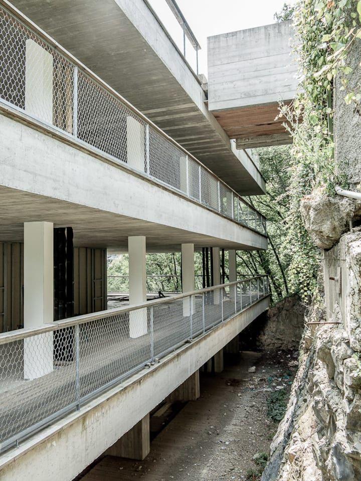 Edificio residenziale ad Ubiale