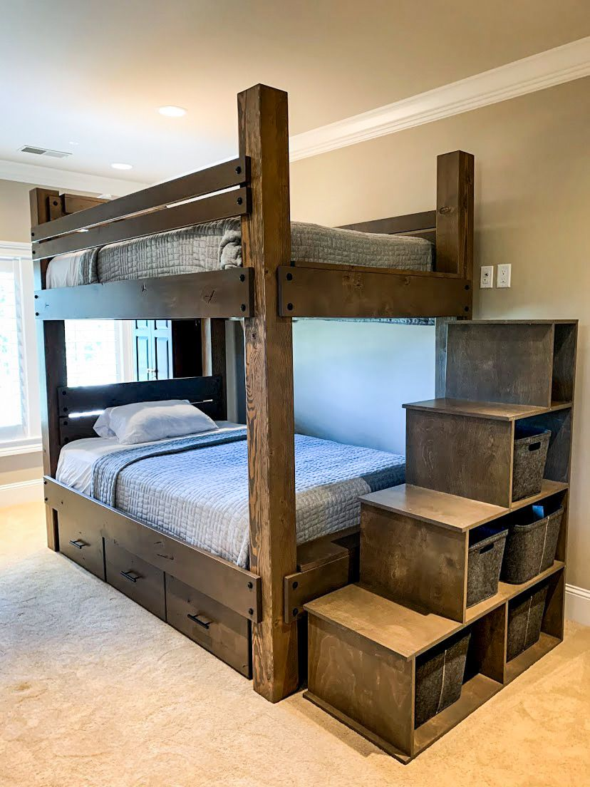 full over full bunk beds for adults on pin on bunk beds pin on bunk beds