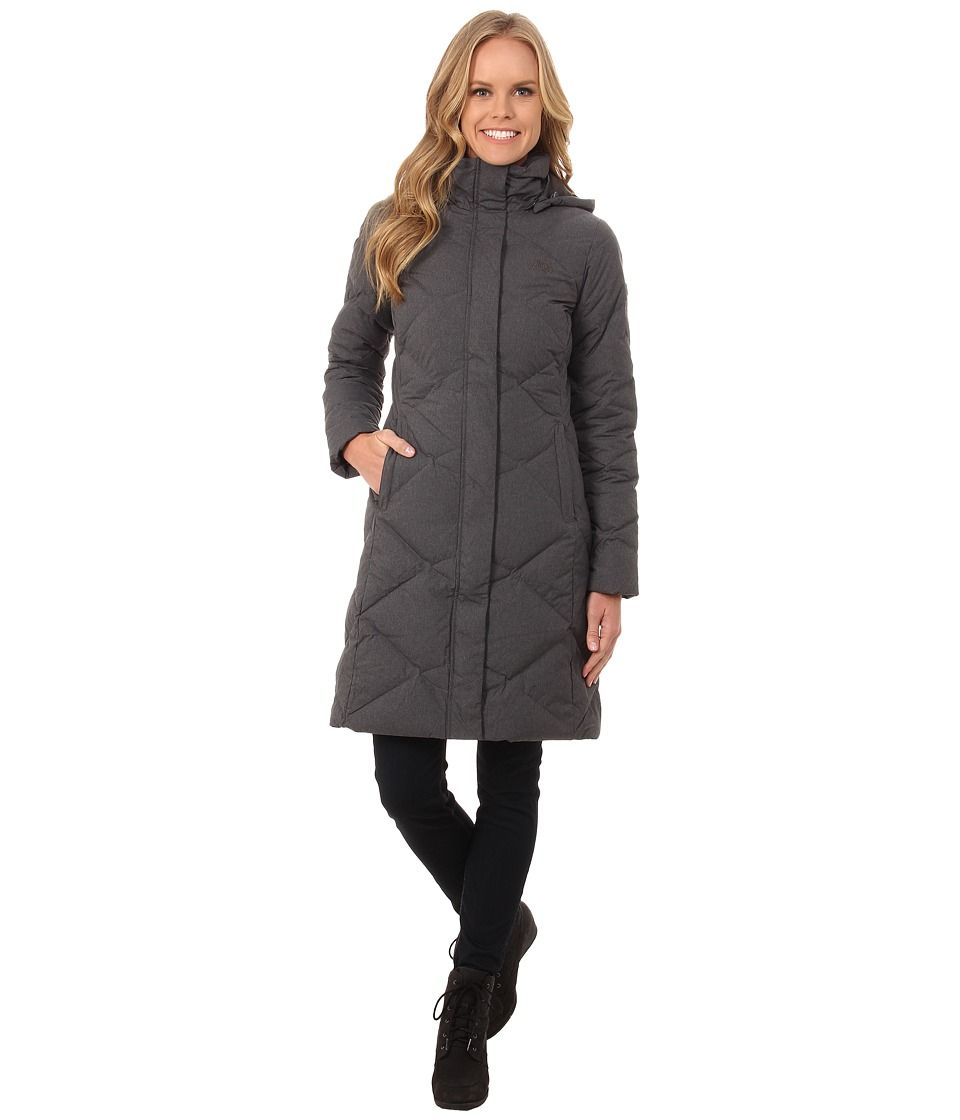 794638a7a7 THE NORTH FACE THE NORTH FACE - MISS METRO PARKA (GRAPHITE GREY HEATHER)  WOMEN S COAT.  thenorthface  cloth