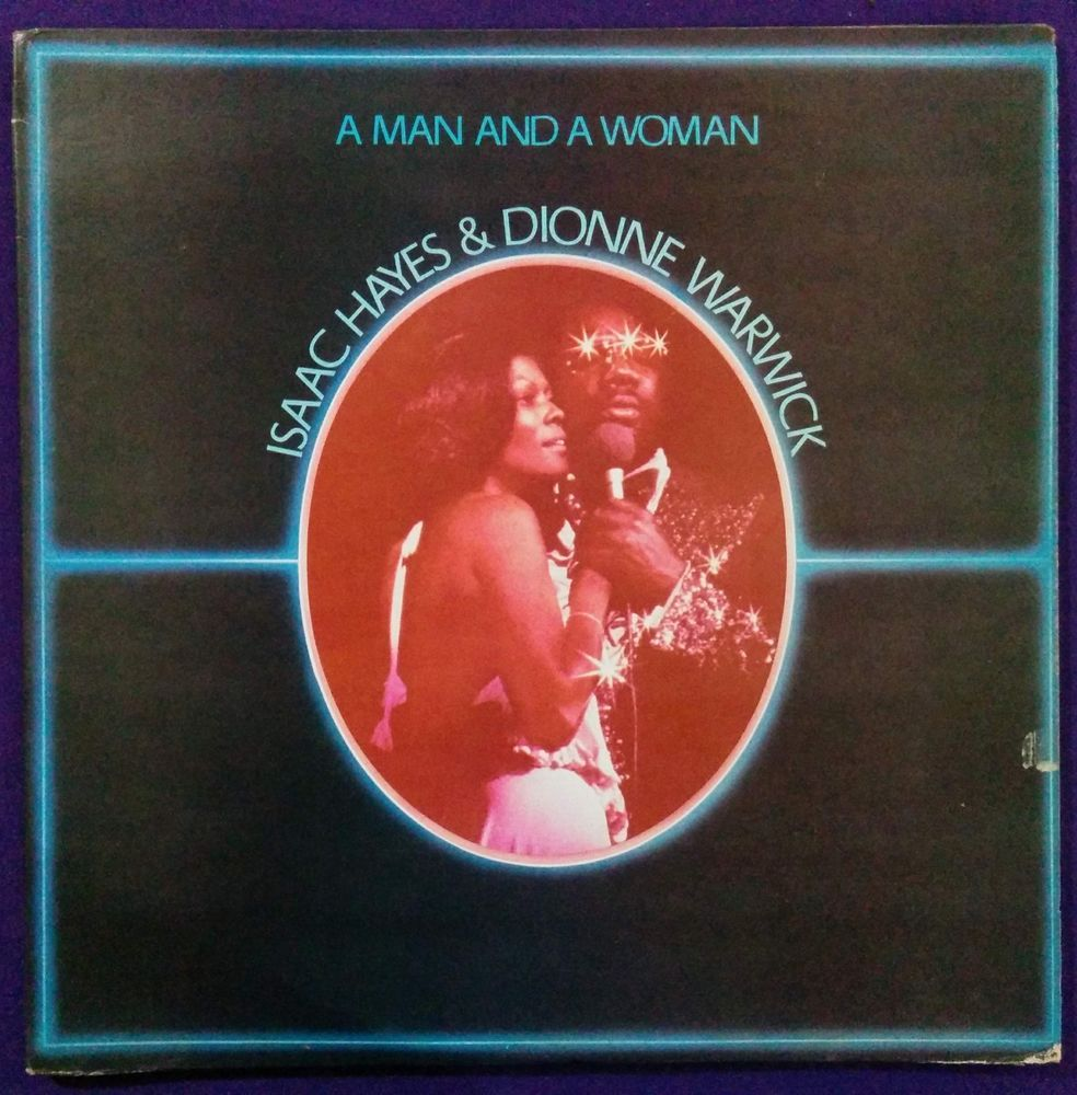Isaac Hayes Dionne Warwick A Man And A Woman Venezuela Issue Disco Avec Images Album