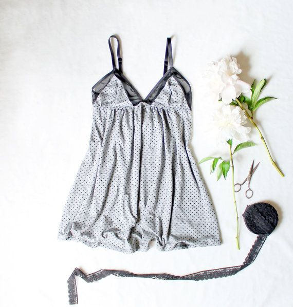 Chemise Sewing Pattern Lingerie Sleepwear Ohhh Lulu 1508 Hannah ...