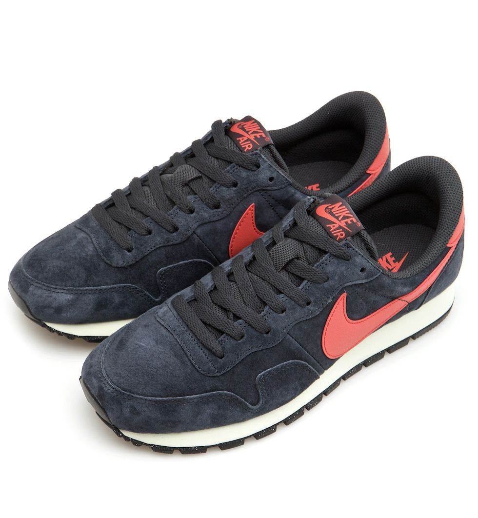 Кроссовки Nike Air Pegasus'83 Leather Anthracite/Pueblo Red Article:  616324-011