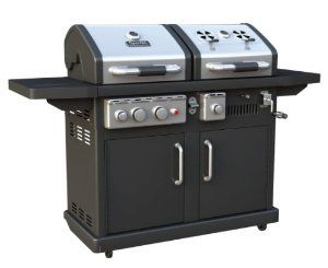 Dyna Glo Dgp700ssb D Dual Fuel Lp Charcoal Outdoor Grill Review You Can Find More Products Just Like This Www Ghpgroupinc