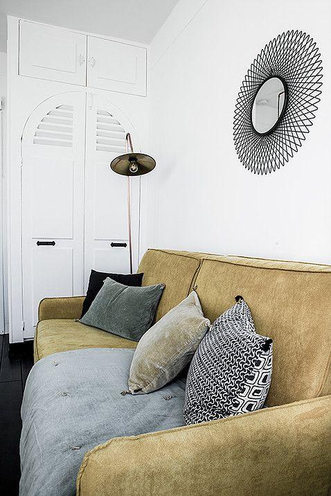 Architecte d 39 int rieur paris deco appartement salon - Architecte interieur paris petite surface ...