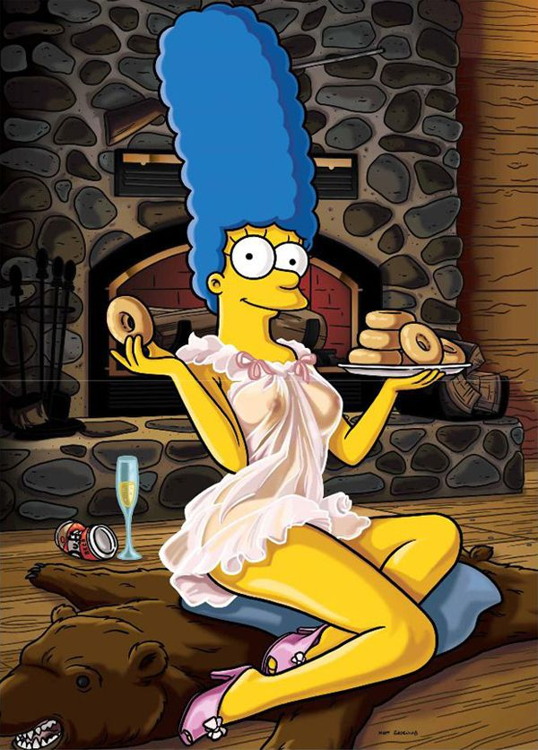 Sex naughty sexy simpsons