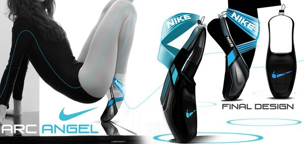 c1527244322f87 Nike pointe shoes. Just the coolest pointe shoes ever! If Nike made ...