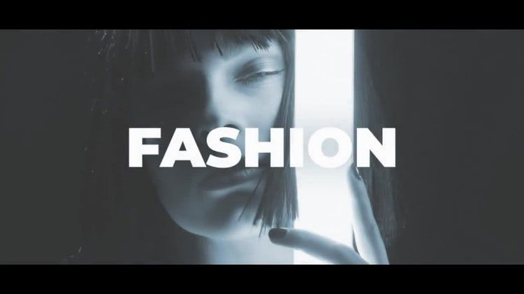 Fashion Opener After Effects Template Davinci Resolve