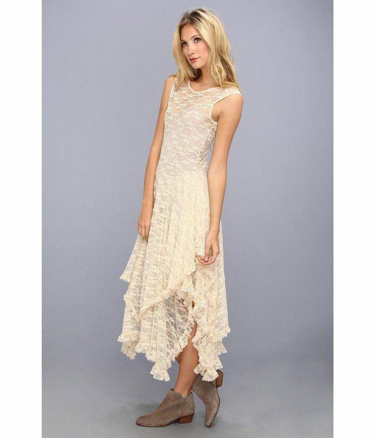 Handkerchief Hem Wedding Dresses Ideas 5 Tammy Ignacio S