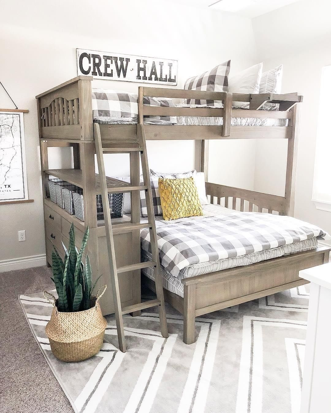 40 Kids Rooms Shared Bedroom Ideas Alladecor Com Double Decker