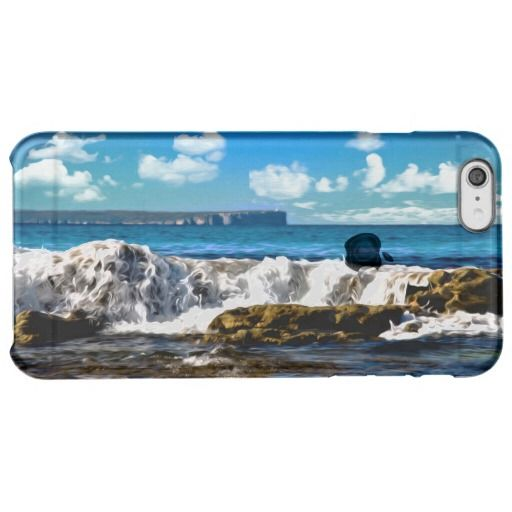 Hyams Beach 37 Uncommon Clearly™ Deflector iPhone 6 Plus Case