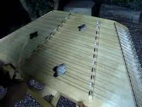 Learn to play the Hammered Dulcimer scales
