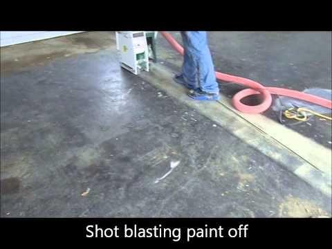 Paint On Garage Floor Epoxy Coating