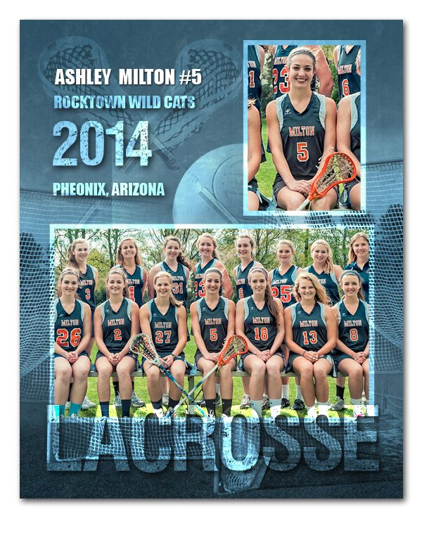 Lacrosse Sports Memory Mate Template Sports Templates for ...