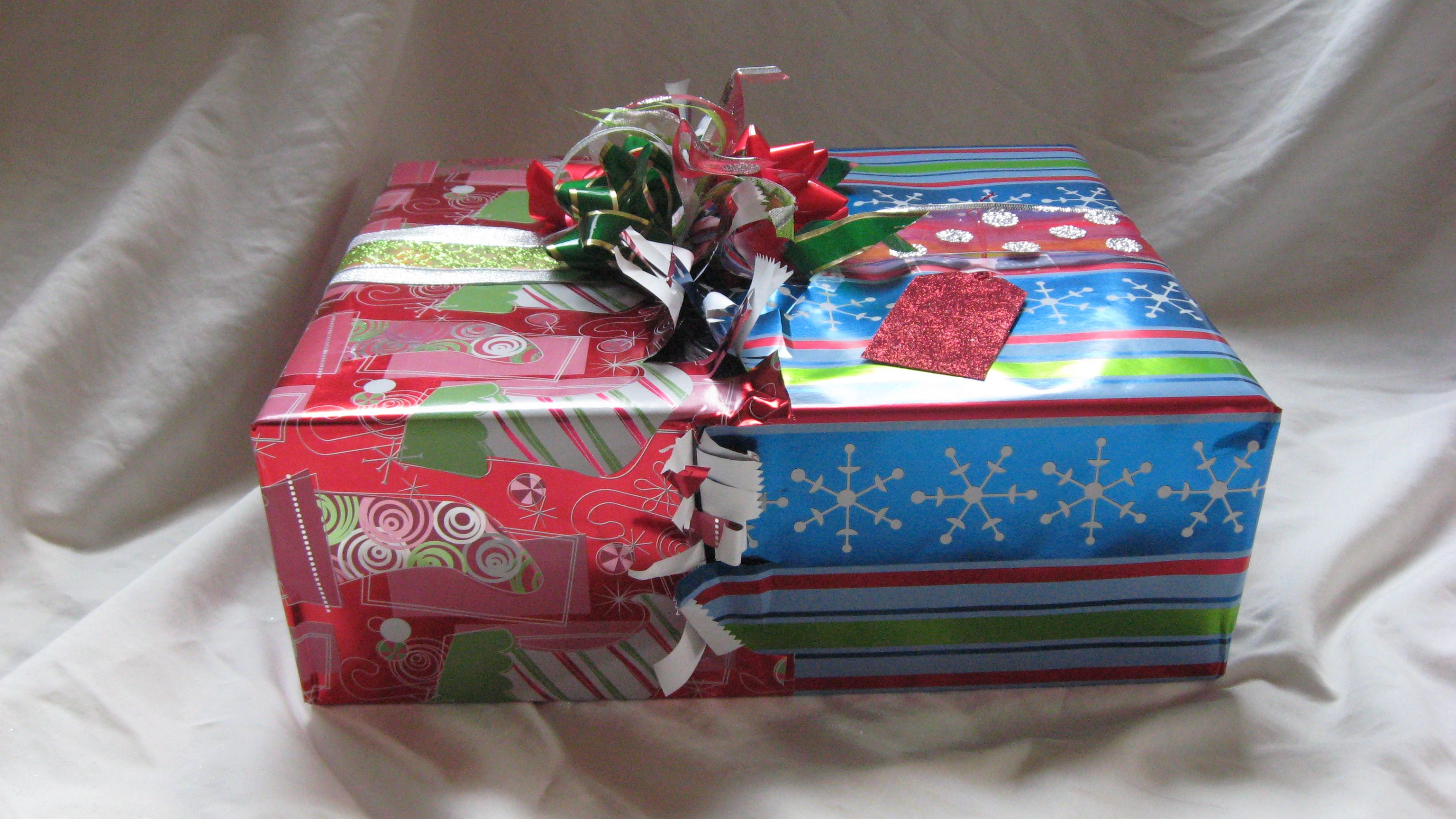 Funny gift wrapping idea christmas gift wrapping ideas pinterest funny gift wrapping idea negle Gallery