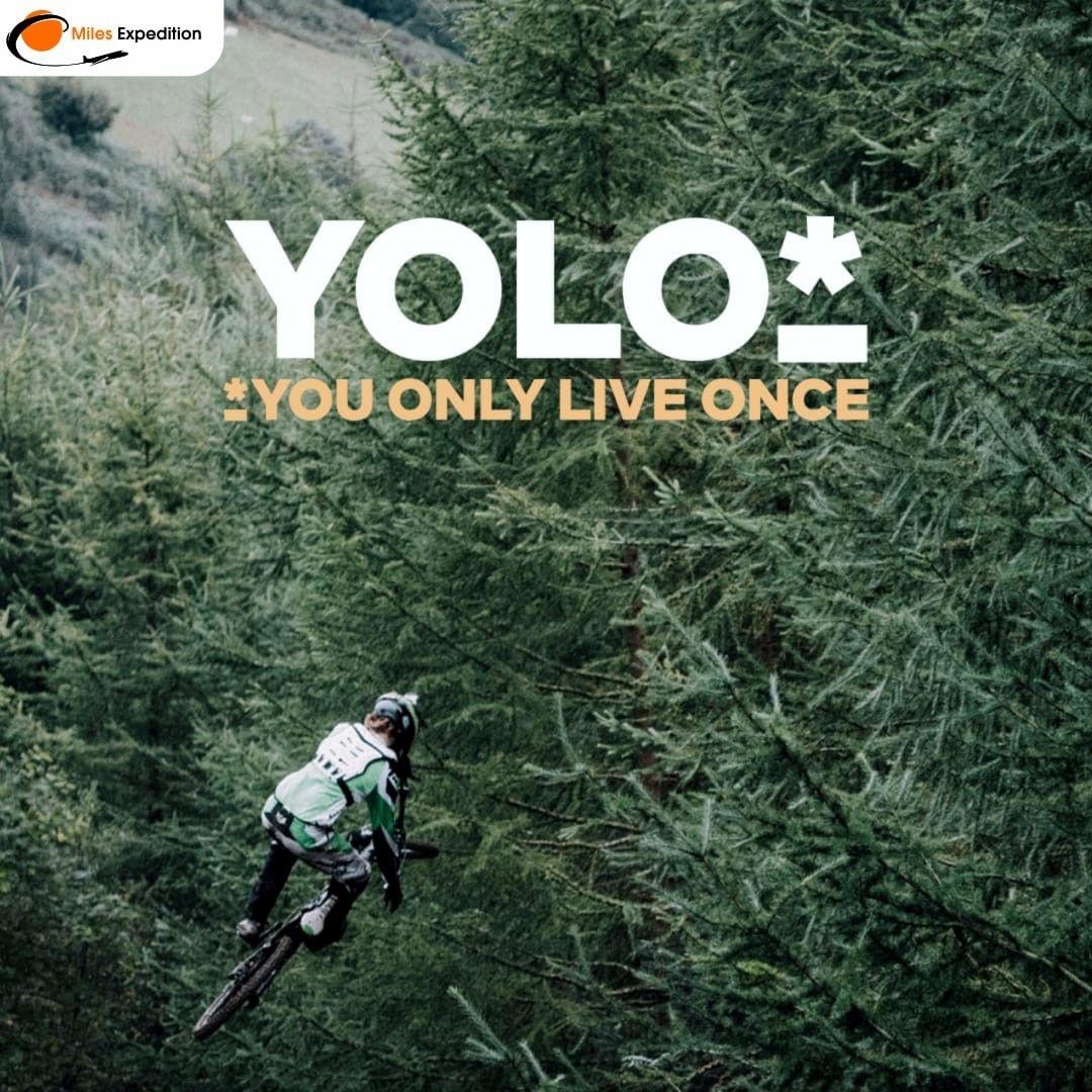 New hashtag in town yolo Tag your buddies friendsinbnw