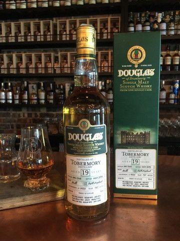 Tobermory 19 Years Old Langside Distillers Douglas Of Dramlanrig