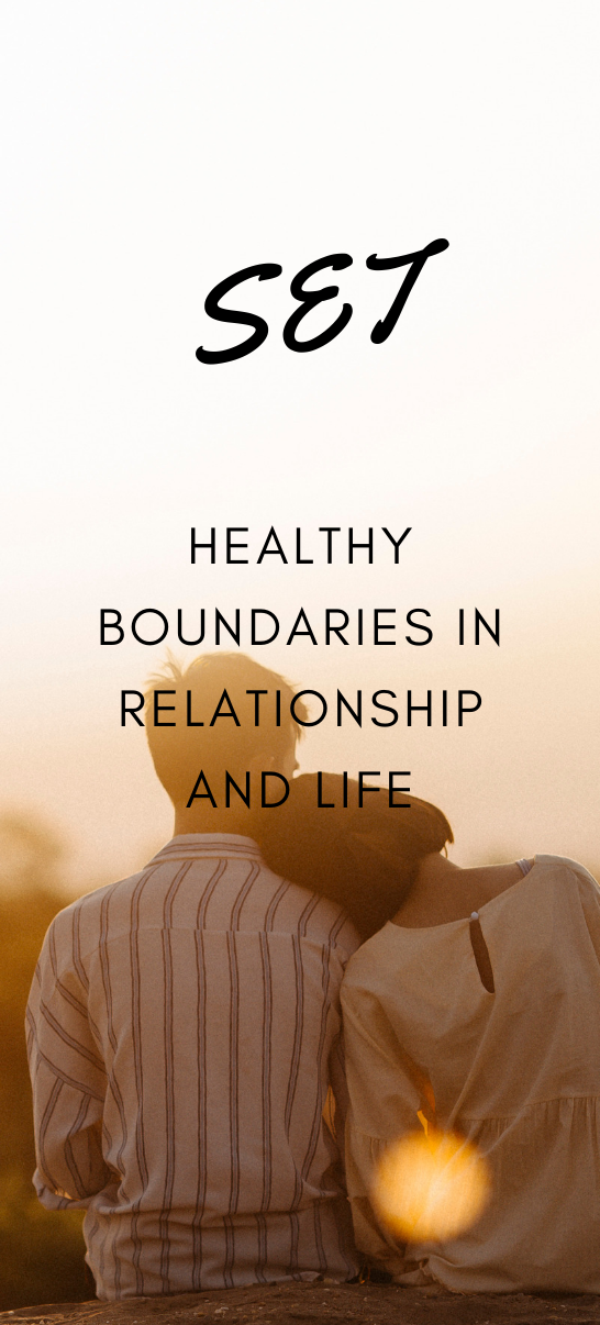 Pin by Fania on Relation Setting healthy boundaries