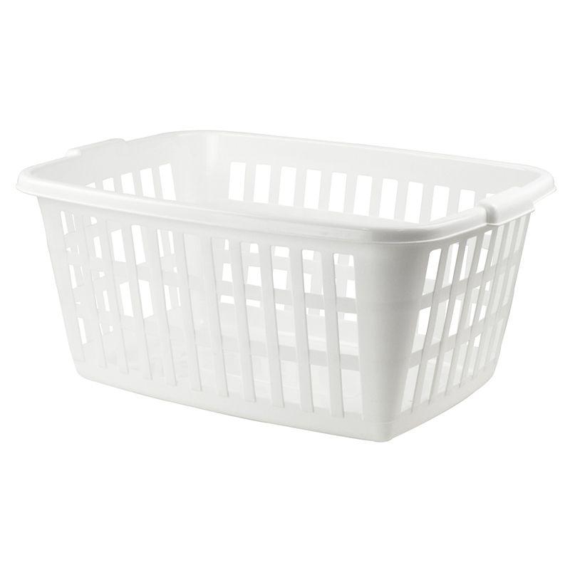 Large Laundry Basket Plastic