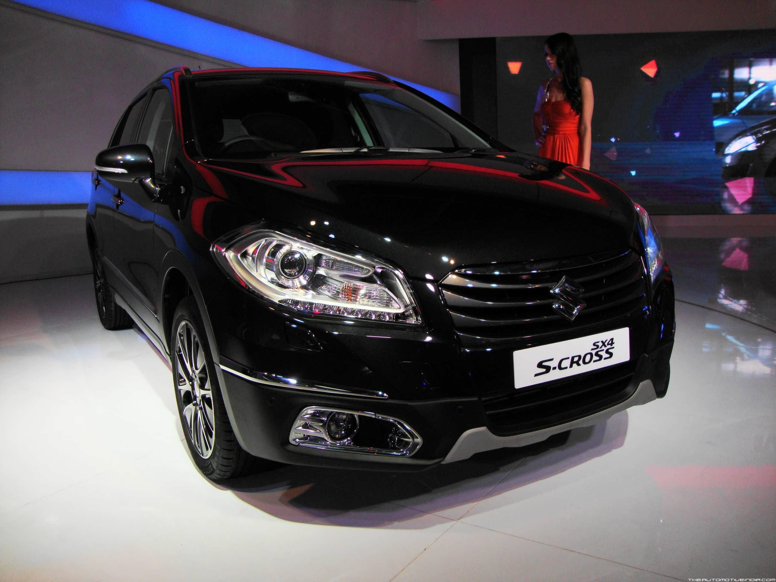Maruti suzuki sx4 s cross crossover launch likely in january 2015