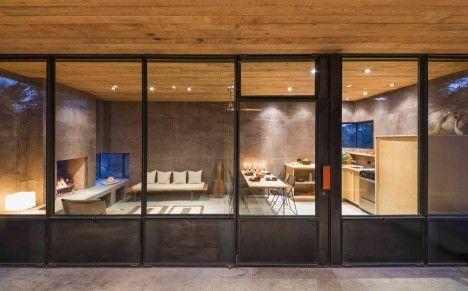 Casa Caldera By Dust Desert Homes Residential Interior Design Space Architecture