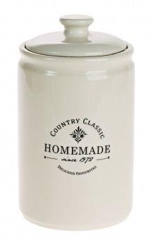 Vorratsdosen Keramik Landhaus vorratsdose landhaus 21 cm dekorative dose aus keramik im