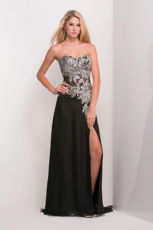 stunning strapless prom dresses pinterest strapless prom