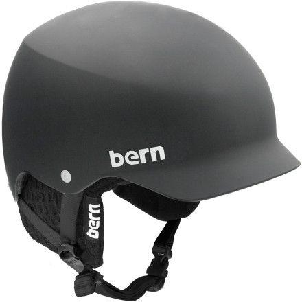 Bern Baker Hard Hat Helmet