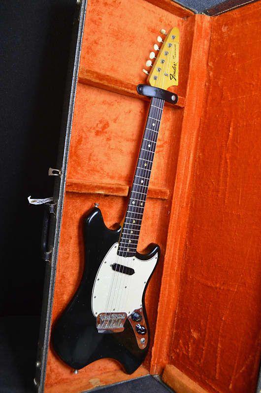 Fender Swinger 1969 Black | Killer Vintage Guitars | Reverb