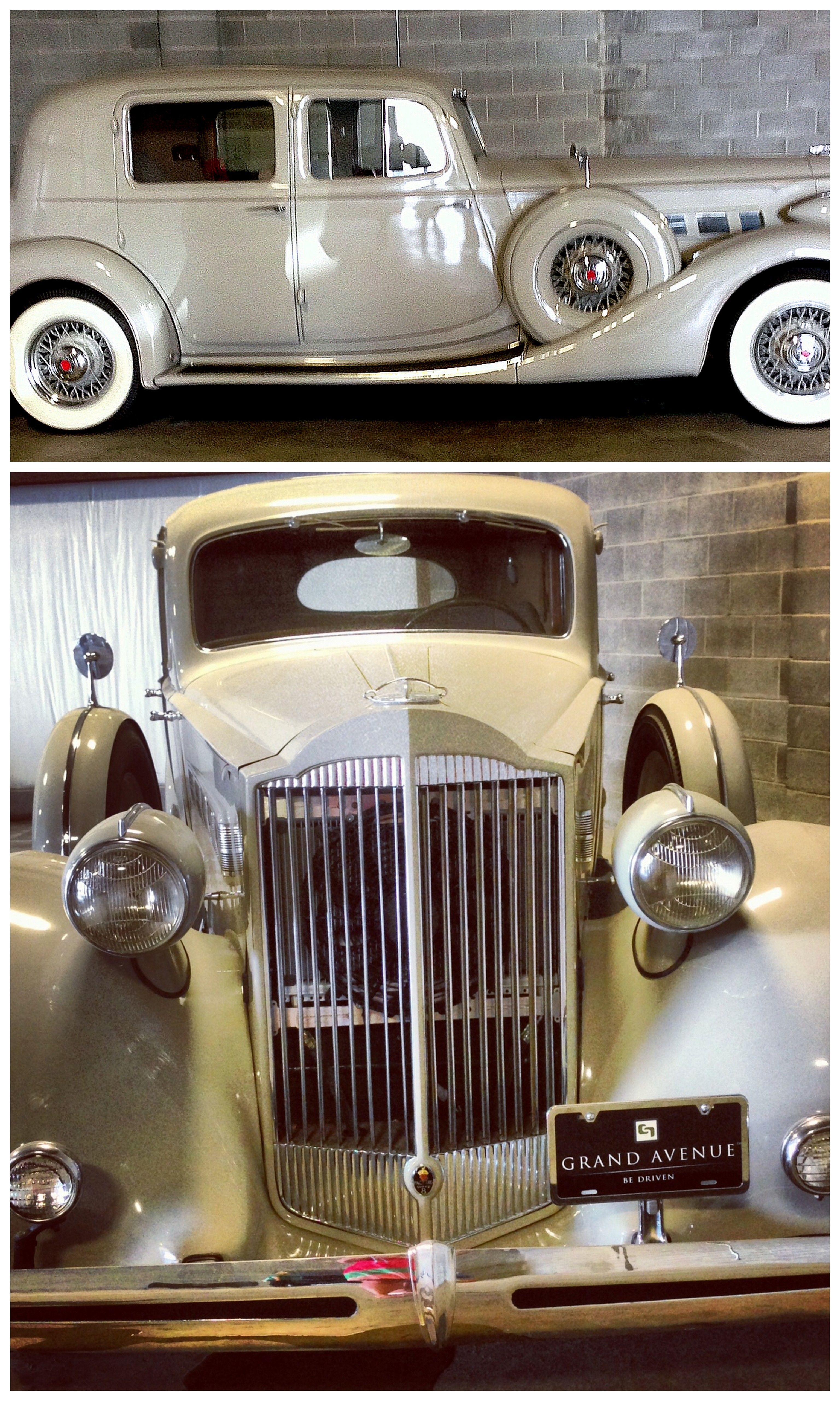 AMAZING vintage car from Grand Avenue Worldwide! http://nashville ...