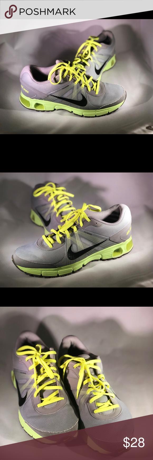 new product 51619 cbb03 Nike Max Air Mens Running Shoes size 11 USED Used Nike Air Max Running Shoes .