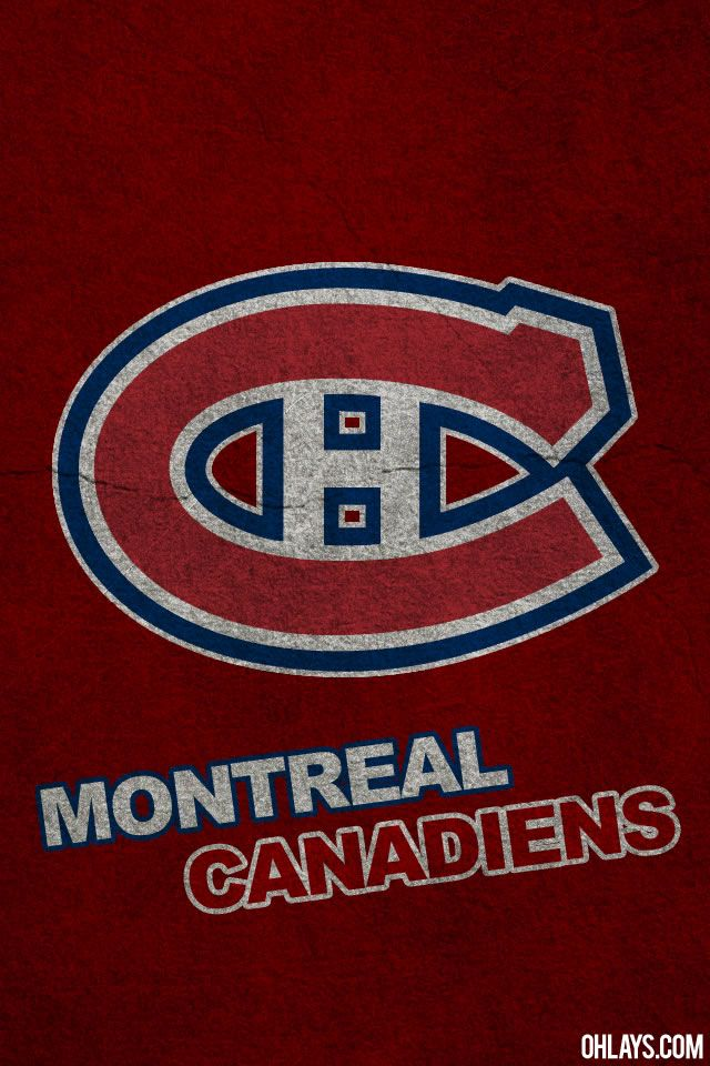 Montreal canadiens my canadian nhl team - Montreal canadians logo ...