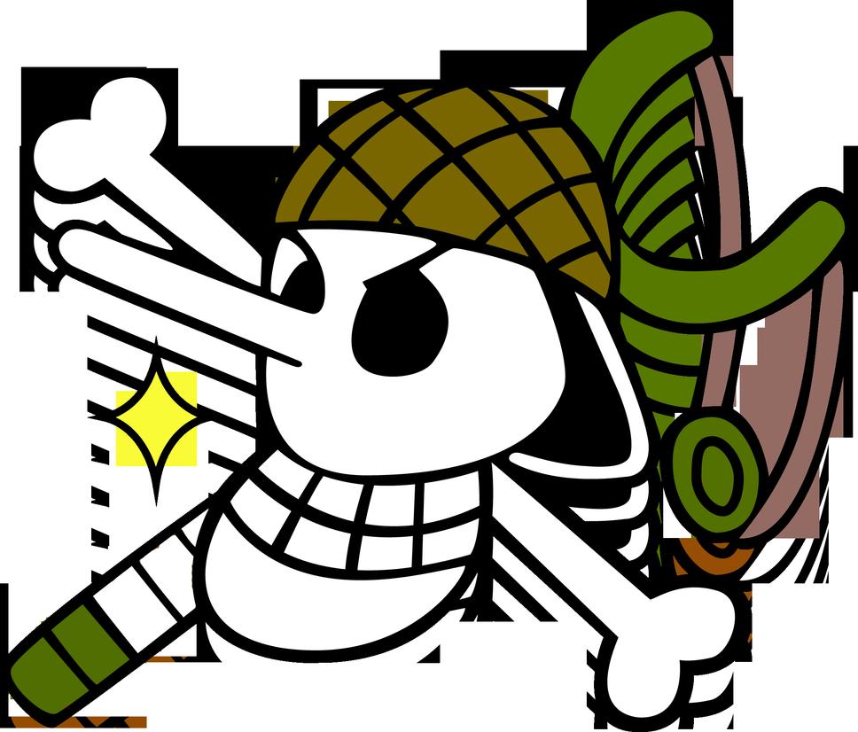 Usopp Flag One Piece by SanjiDevastador on DeviantArt