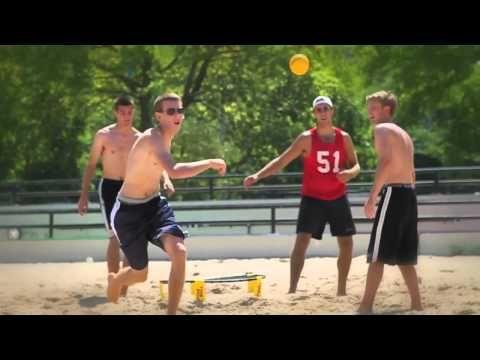 Chicago Spikeball Tournament Great Shots Spikeball Beach Games Tournaments