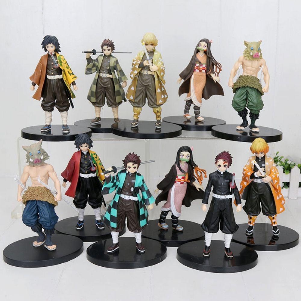 Demon slayer kimetsu no yaiba figures nakama store