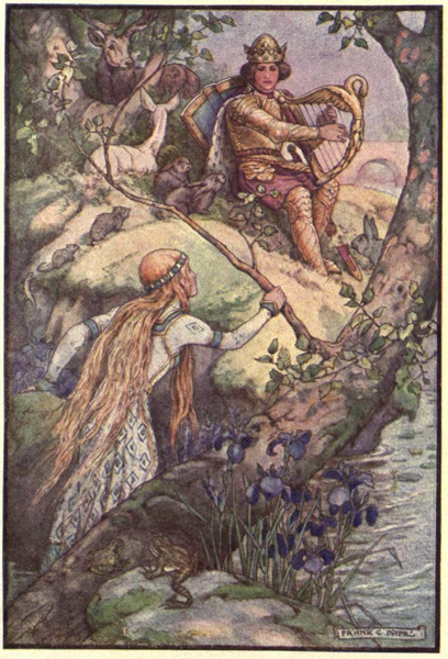 """""""The Light Princess"""". Written by George Macdonald - A Fairy Tale From Scotland"""
