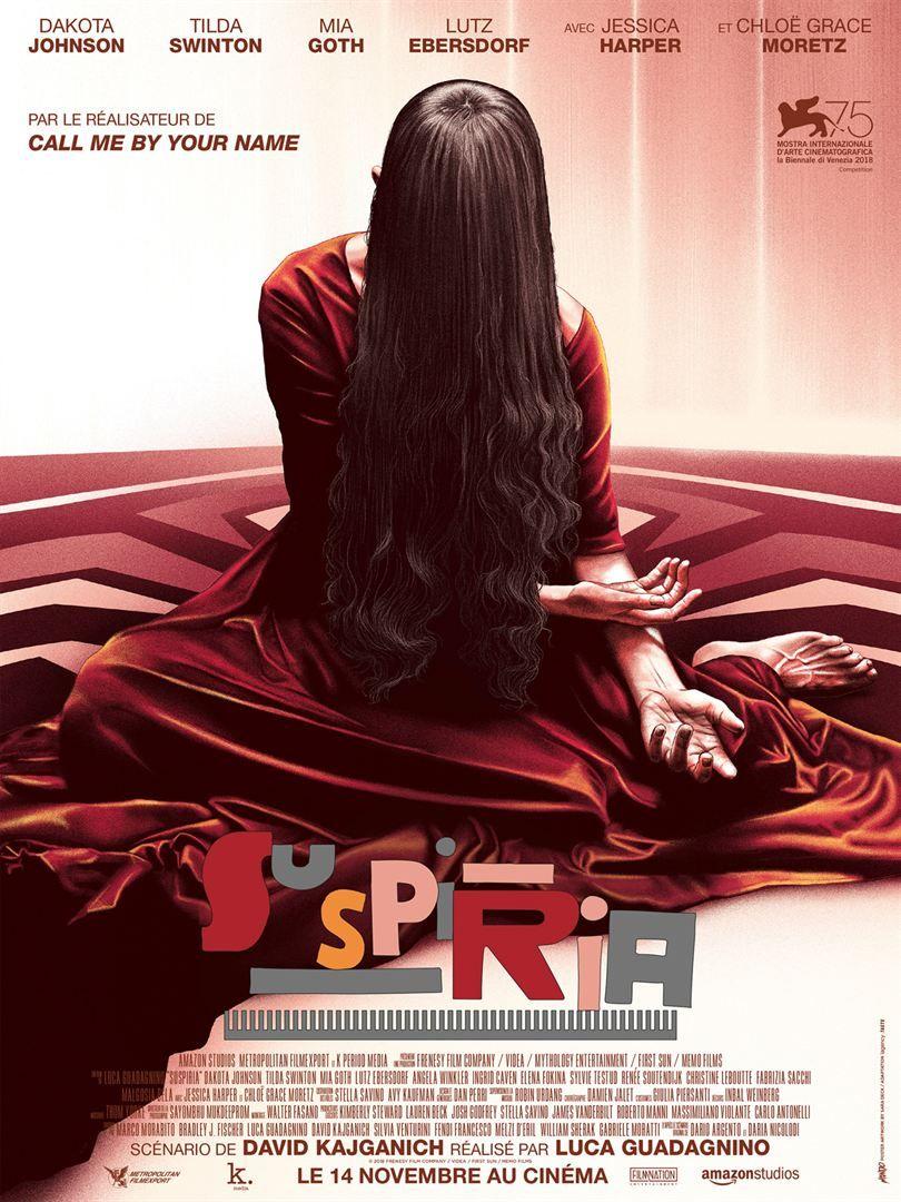 Suspiria Tilda Swinton Film 2017 Film