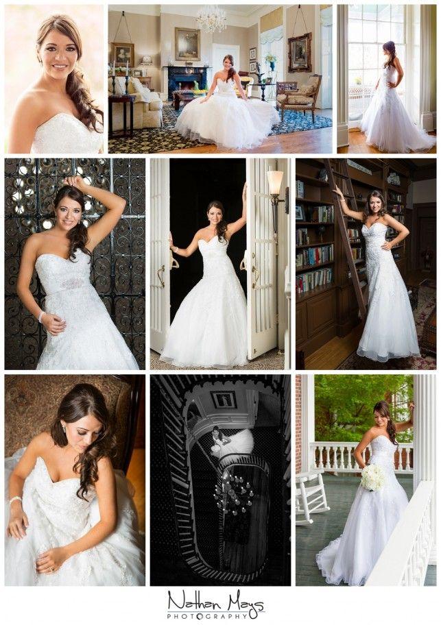 Bridal Session in Abingdon, Virginia