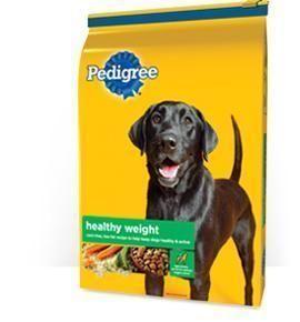 Mars Pedigree Healthy Weight Dog 28 Pedigree Dog Food Dry Dog