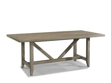Shop For Cresent Fine Furniture Dining Table 5650 And Other Dining Room Dining Tables At Nehligs F Dining Table Trestle Dining Tables Dining Table In Kitchen