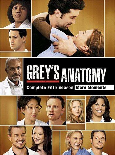 Grey\'s Anatomy: Season 5 | grey\'s anatomy ❤ | Pinterest | Series ...